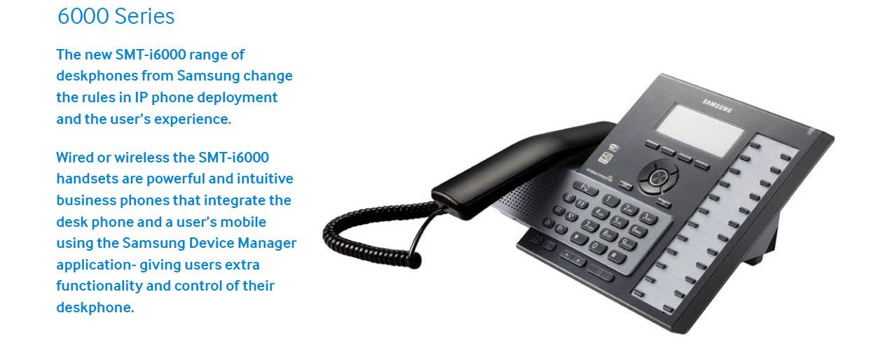 6000Series Phone