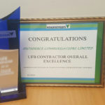 OCL have been awarded the top contractor for UFB installations